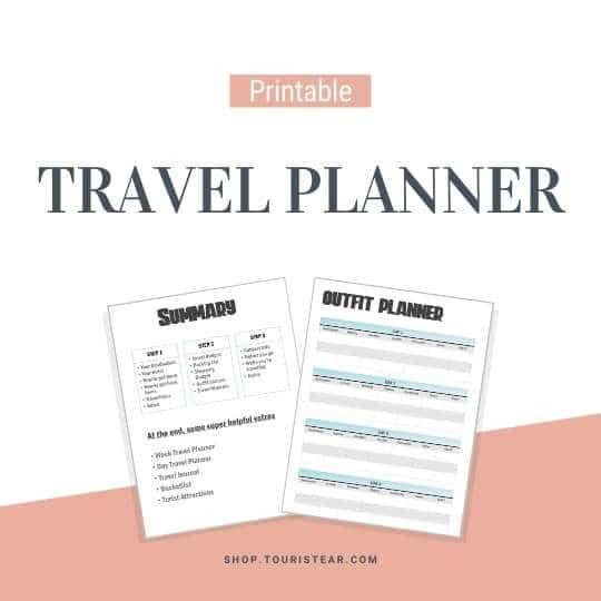 Travel Planner PDF